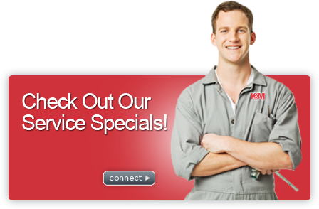 Check Out Our Service Specials!
